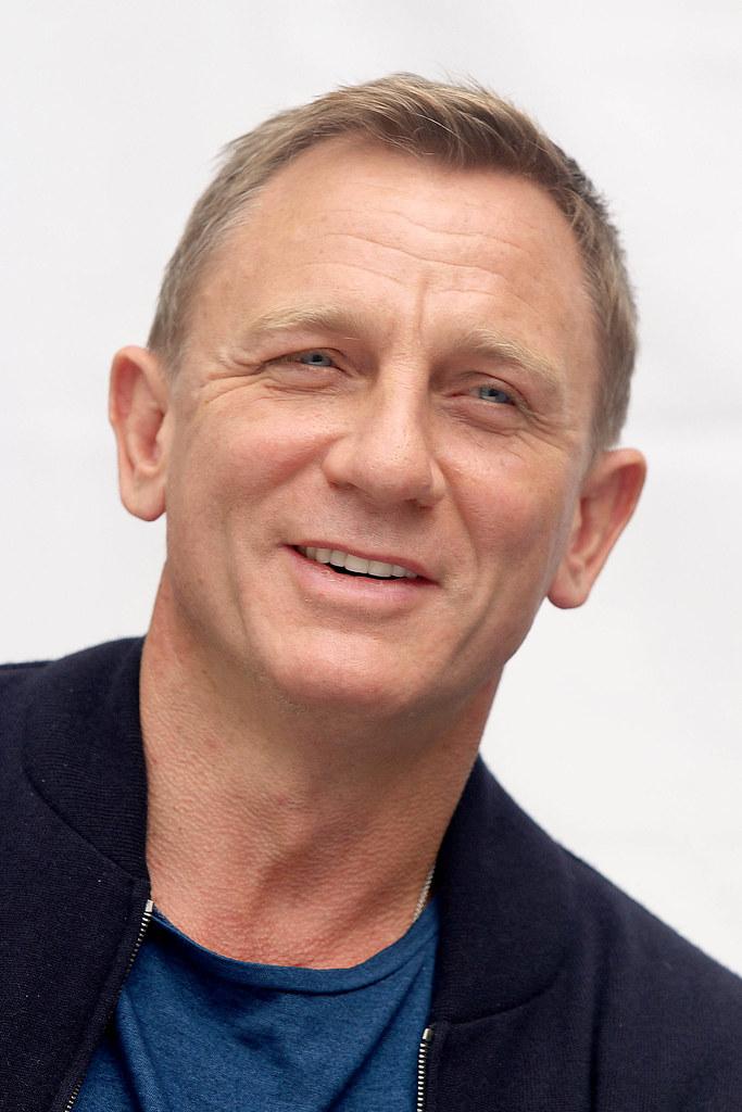 Дэниел Крэйг — Пресс-конференция «007: СПЕКТР» 2015 – 26