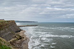 'CLEVELAND WAY' - 'WHITBY TO ROBIN HOODS BAY' - 17th OCTOBER 2015