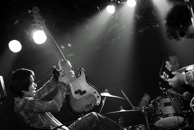 THE NICE live at Outbreak, Tokyo, 12 Nov 2015. 161