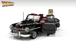 1946 Ford Super Deluxe Convertible (Back to the Future I & II)