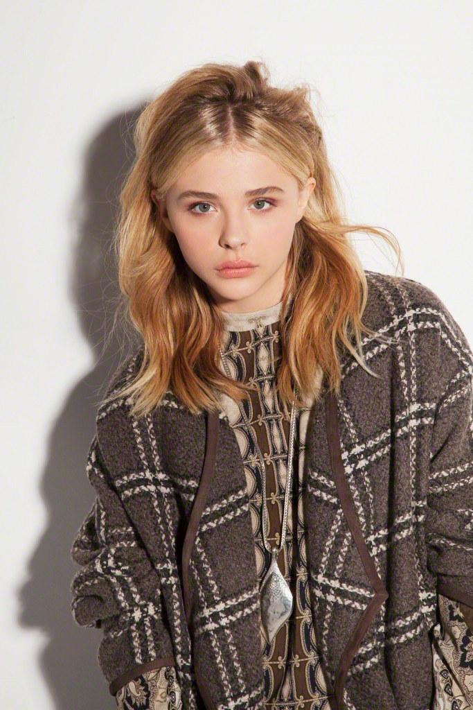 Хлоя Морец — Фотосессия для «Vogue» UA 2014 – 23