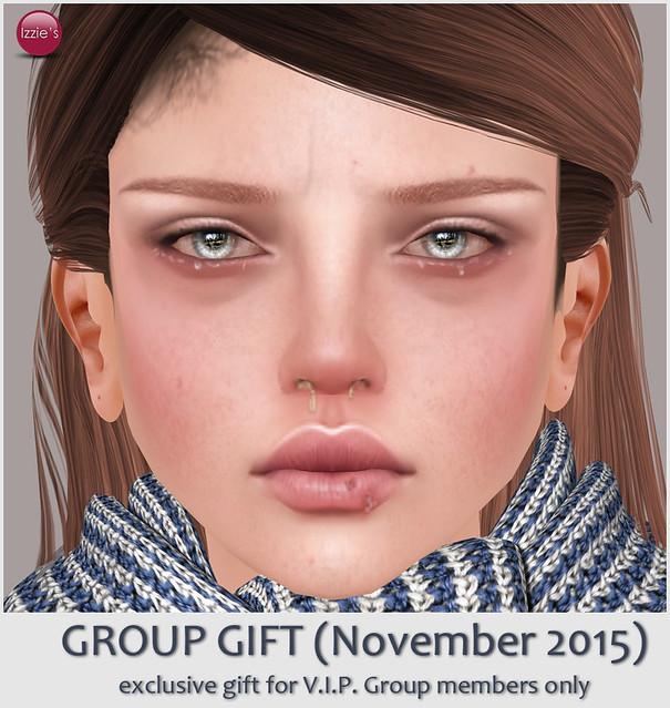 VIP Group Gift November