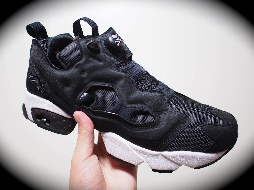 "Reebok / INSTA PUMP FURY AFFILIATES ""mastermind JAPAN"""