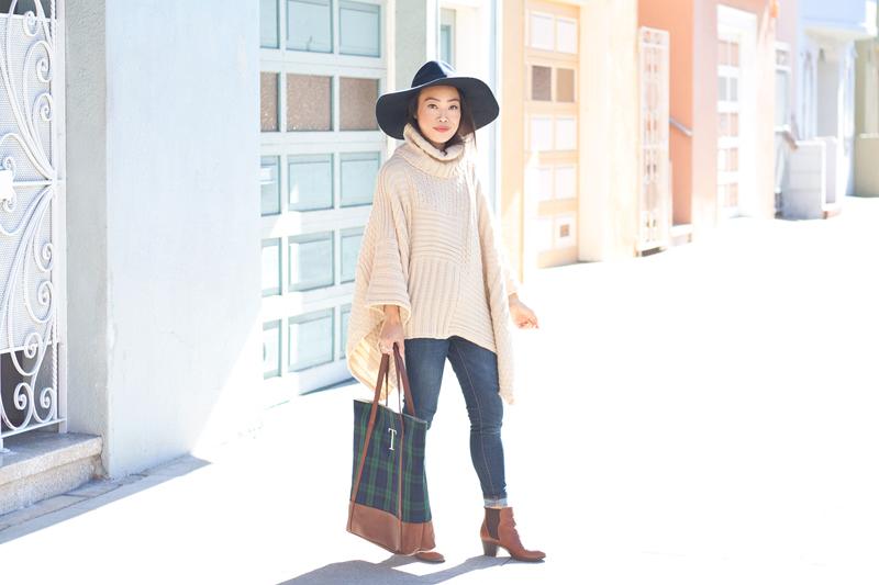 02-pastel-sf-poncho-denim-plaid-fashion-style
