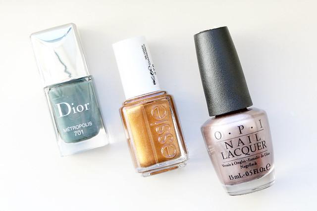 OPI Essie Dior nagellak herfst