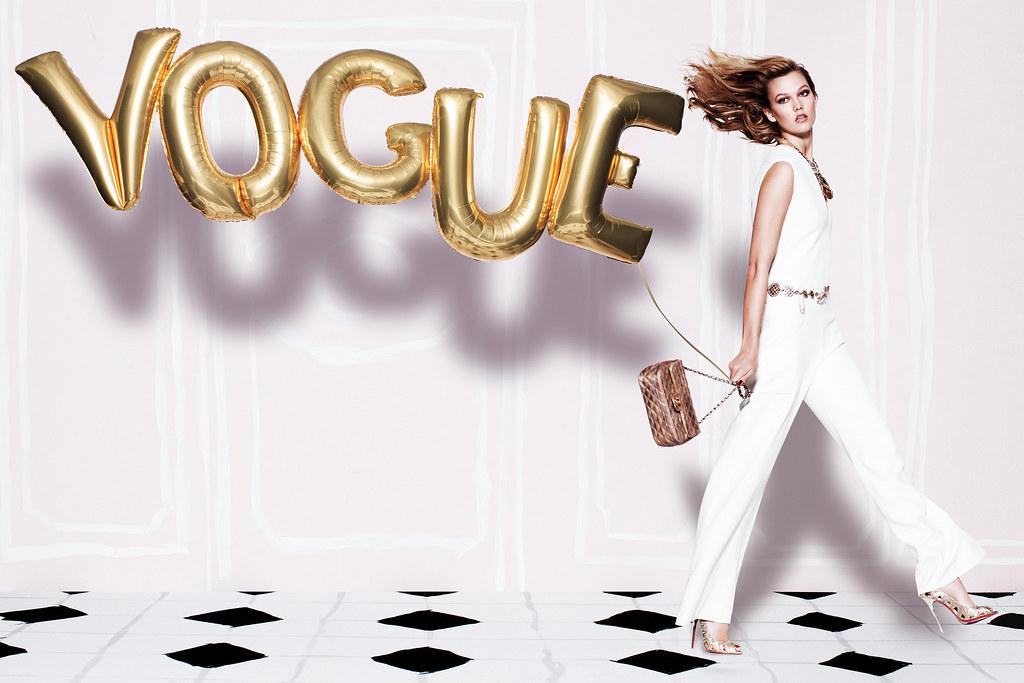 Карли Клосс — Фотосессия для «Vogue» MX 2015 – 3