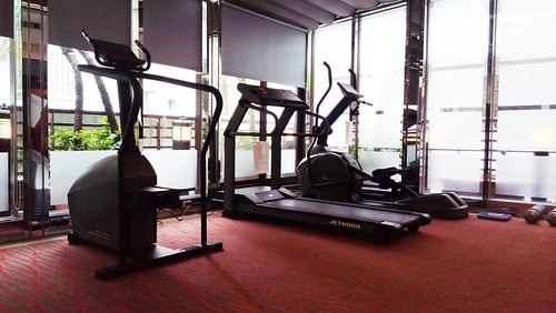 [商旅推薦]為商務人量身打造的台中住宿-鼎隆國際商旅_健身房