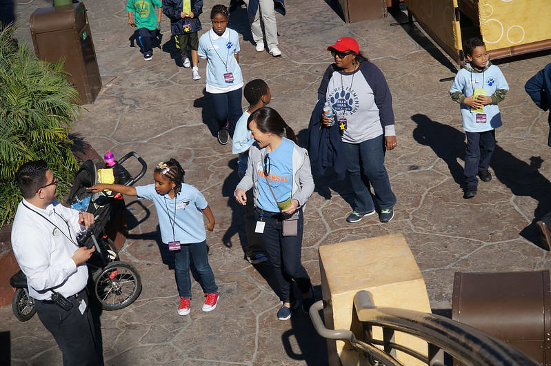 Day of Giving - Universal Studios Hollywood