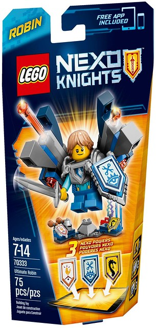 LEGO Nexo Knights 70333 - Ultimate Robin