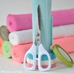Rico Precision paper scissors
