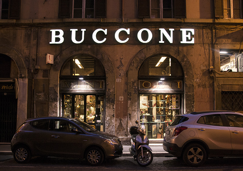 Buccone Rome