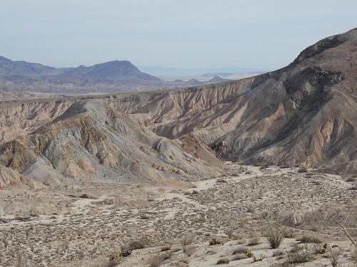 Carrizo Badlands Overlook - 2