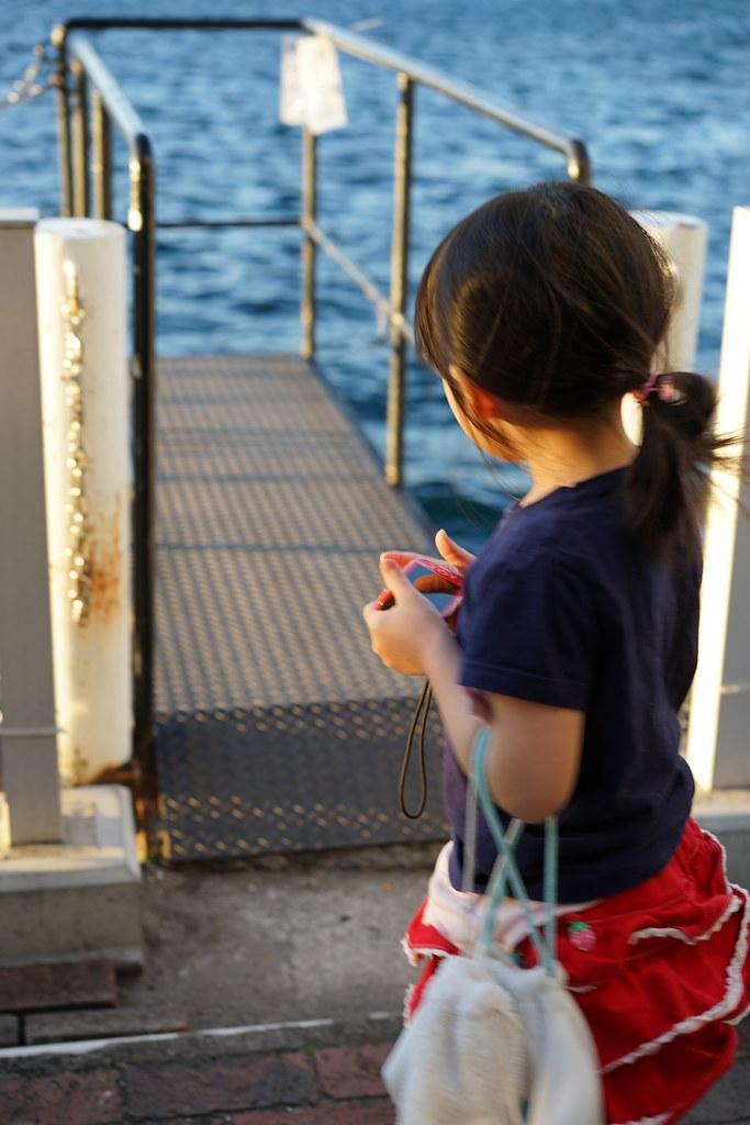 ミルキー鉄男のかき小屋 by TYCOON_船着き場