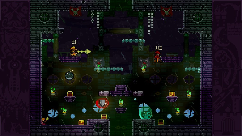 TowerFall Ascension, Dark World