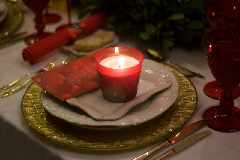 Partilha, um jantar de Natal