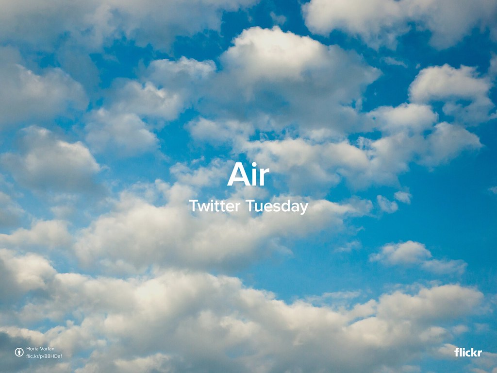 twitter tuesday air flickr blog