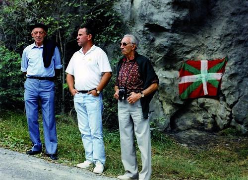 1992 Atxarte Omenaldi Barandiaran eta Aranzadi