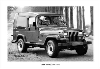 1996 Jeep Wrangler Wagon