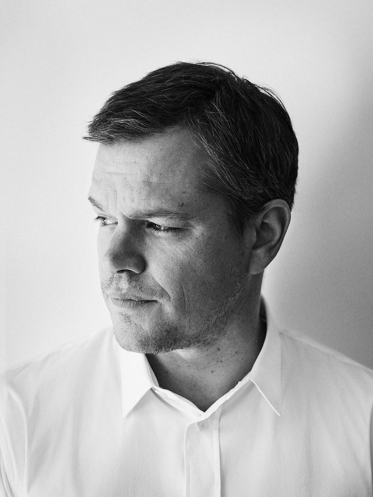 Мэтт Деймон — Фотосессия для «Esquire» UK 2016 – 3