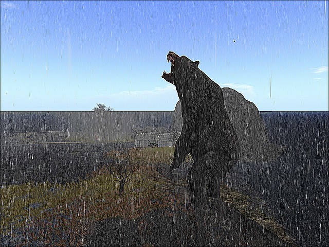 One Caress - Bad Day For Bear Hunters