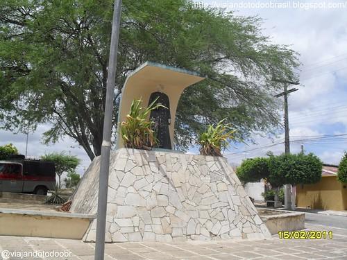 Minador do Negrão - Praça Padre Cícero