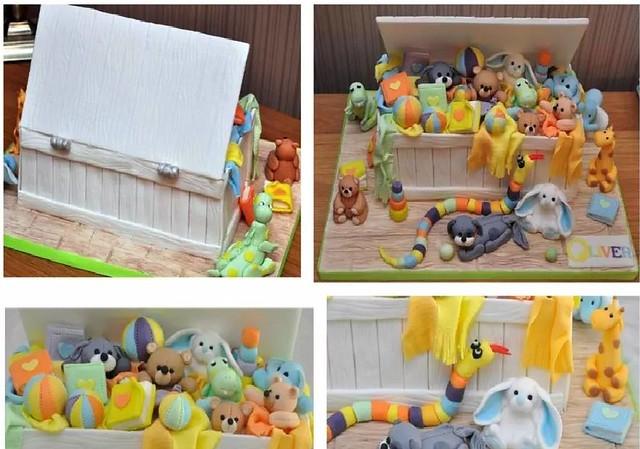Cake by Carol Higgins
