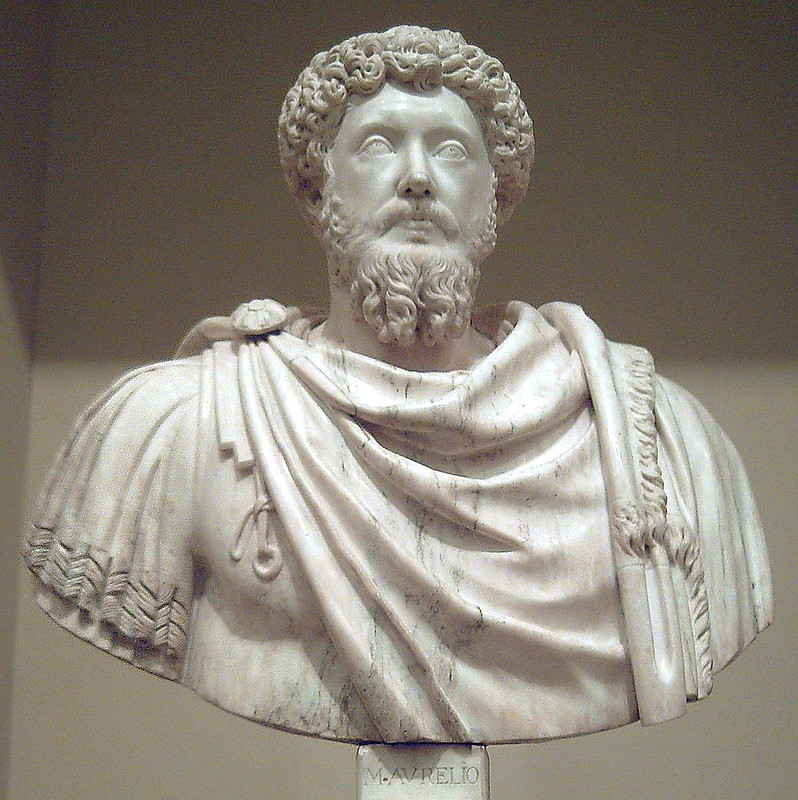 Marcus Aurelius, by anonymous Italian artist