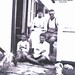 Small photo of Bertha & Alex Martin w Aleck & Ray (JB)