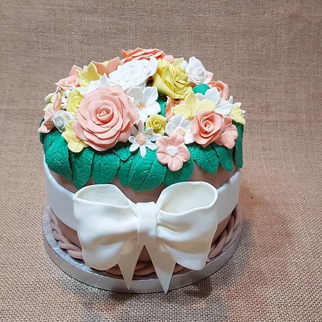 Cake by Dulce perdición