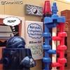 #LEGO_Galaxy_Patrol #Whiteboard #DNA #LEGO #TBBT #LEGOideas #TheBigBangTheory #BigBangTheory #Multiphoton #Optogalvanic #Spectroscopy @bigbangtheory_cbs @lego_group @lego @bricknetwork @brickcentral
