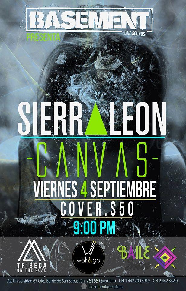 Sierra León @ basement