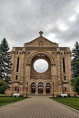 Winnipeg - St Boniface Cathedral