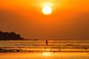 Fisherman of sun.Pêcheur de soleil...Bali