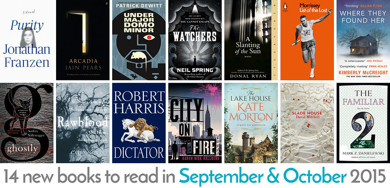 What to read in September & October 2015