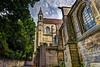 Église Notre-Dame de Taverny - HDR by gilles_t75