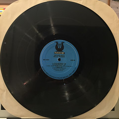 WILLIS JACKSON:NOTHING BUTT...(RECORD SIDE-B)