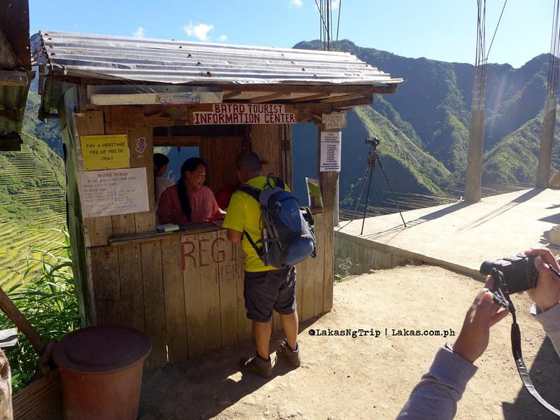 Batad Tourist Information Center.