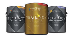 PPG Pittsburgh Paints launches its reformulated line of REGENCY paint