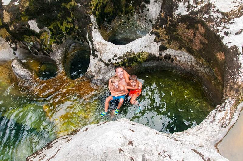source de Rijeka Crnojevica