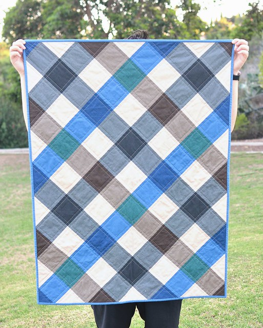 peppered cottons plaid