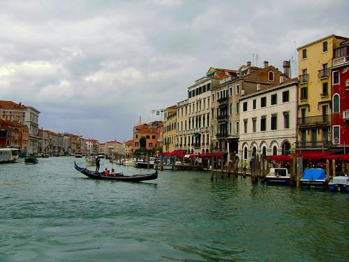 Venice - Grand Canal -Fondamenta Vin Costello