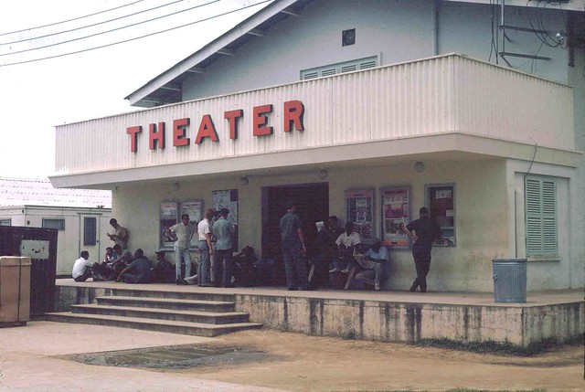 Da Nang Movie Theater by Don Jones