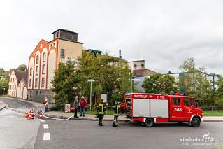 Kohlenstoffbrand Oberwalluf 15.09.15