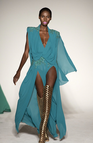 Michael Costello NYFW Spring 2016 Runway