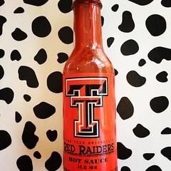 Red Raiders Hot Sauce