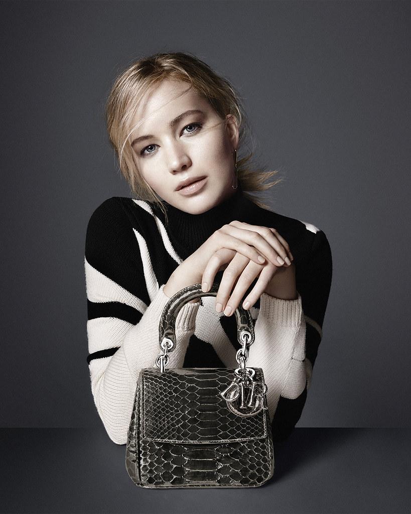 Дженнифер Лоуренс — Фотосессия для «Be Dior» 2015 – 4