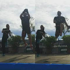Fit-Salud Palma 2015 #fitness #fitnesslife #fitnessstyle #fitnessworld #fitnessplanet #motivation #fitnessmotivation #BODYCOMBAT #tribuspain #LesMills #reebok #reebokone #soydelatribu @lesmillstribe @tribulesmills @reebokes