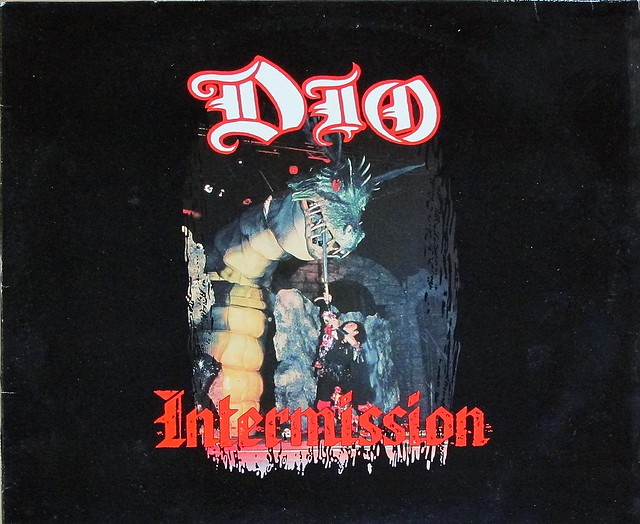 "DIO INTERMISSION LIVE 12"" LP VINYL"