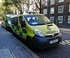 London Ambulance Service Vauxhall Vivaro by MJ_100