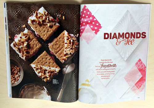 Diabetic Desserts - Diamonds and Ice